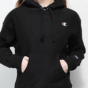 Womens champion hoodie